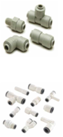 Parker Liquifit True Seal Push to Connect Thermoplastic Fittings Valves
