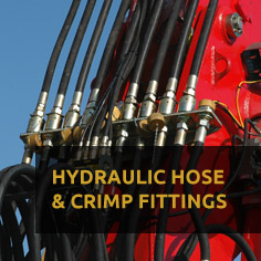 Hydraulic Hose Crimp Fittings